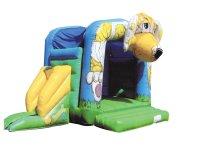 CCOM1 - Dog Bouncer with Slide