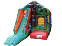 CCOM2 - Tree House Bouncer with Slide