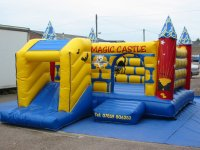 CCOMY3 - Magic Castle Bouncer with Slide