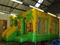 CCOMY4 - Jungle Bouncer with Slide